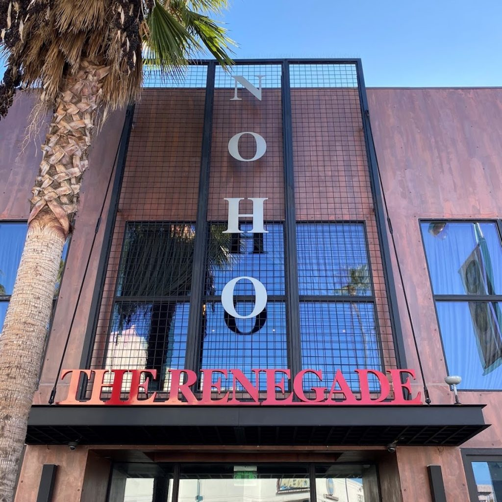 The Renegade Noho Restaurant and Lounge