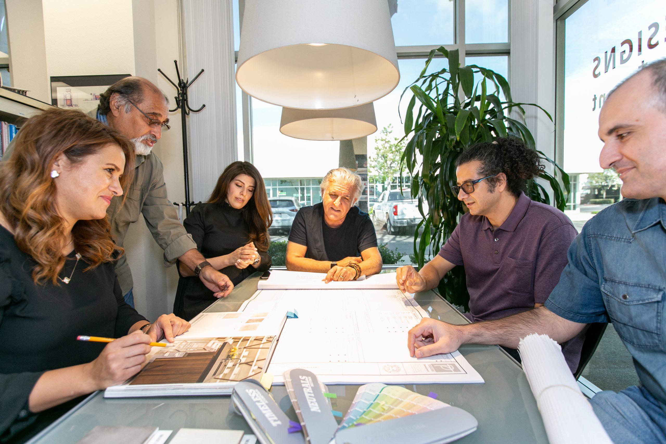 7 Designs + Development Team